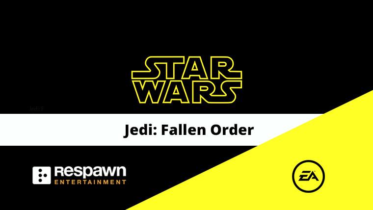 Jedi- The Fallen Order EA